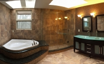 Custom Luxury Bath Complete