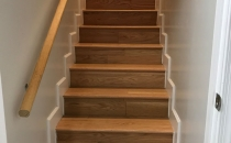 Hardwood Solid Stairs
