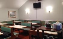 Painting Popular Restaurant
